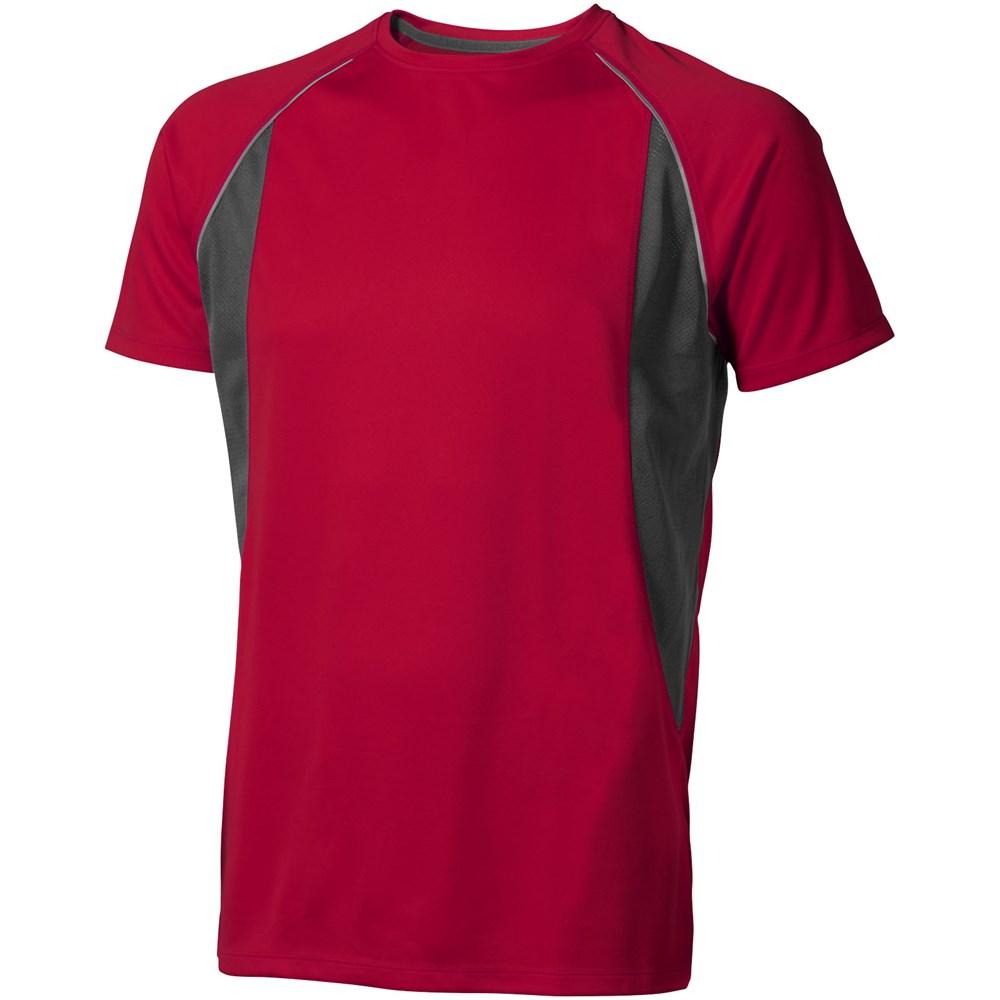 Quebec cool fit heren t-shirt met korte mouwen