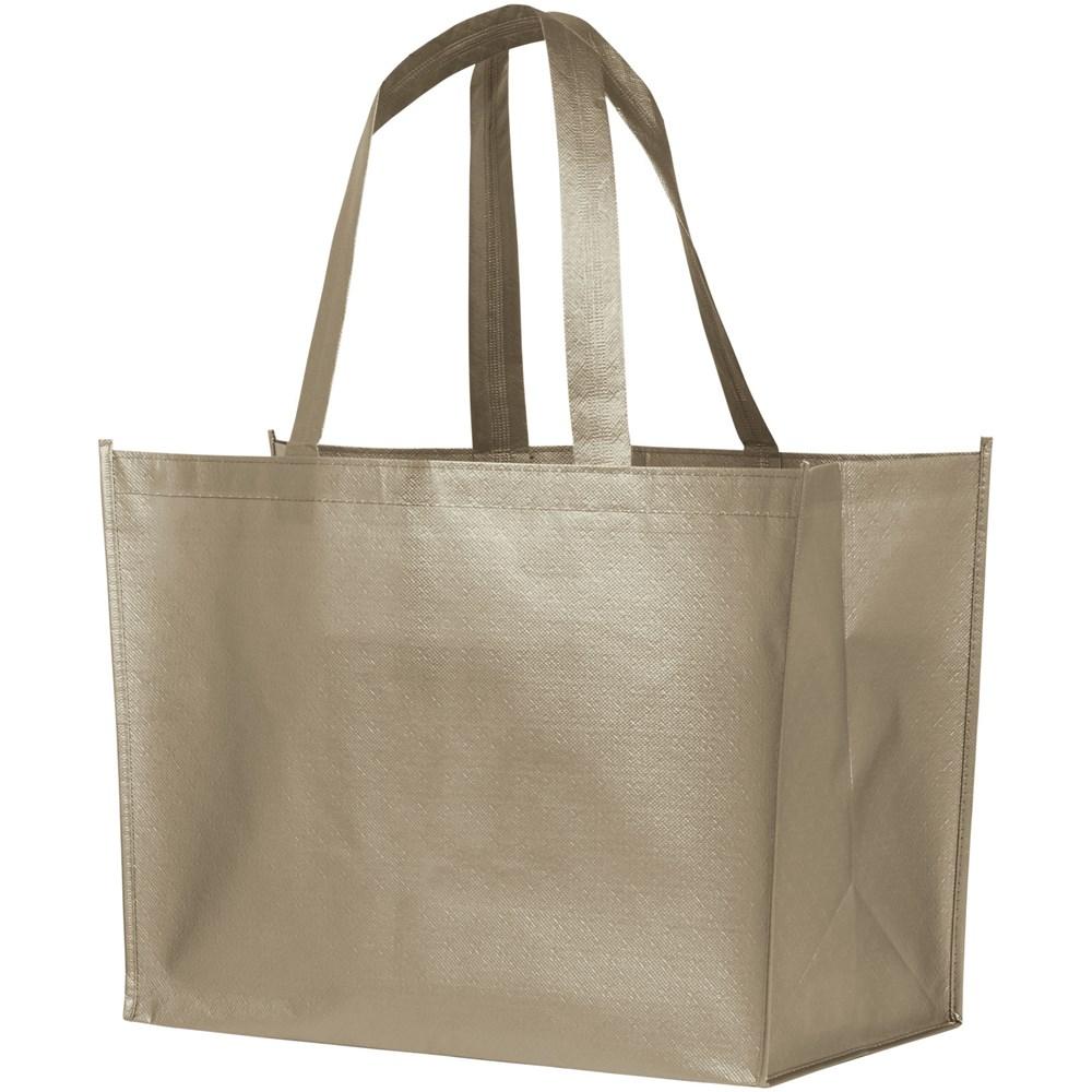 Bild Alloy beschichtete Non Woven Einkaufstasche