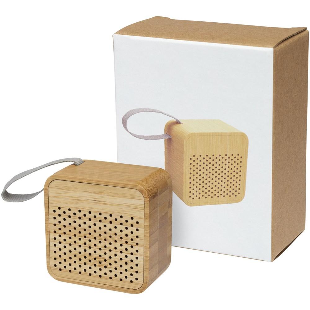 Arcana bamboe Bluetooth®-speaker
