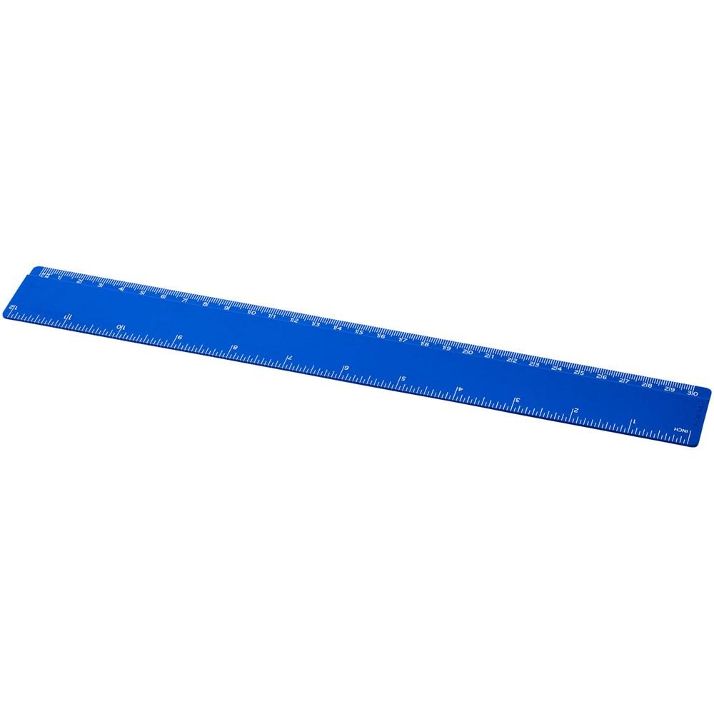 Renzo 30 cm kunststof liniaal