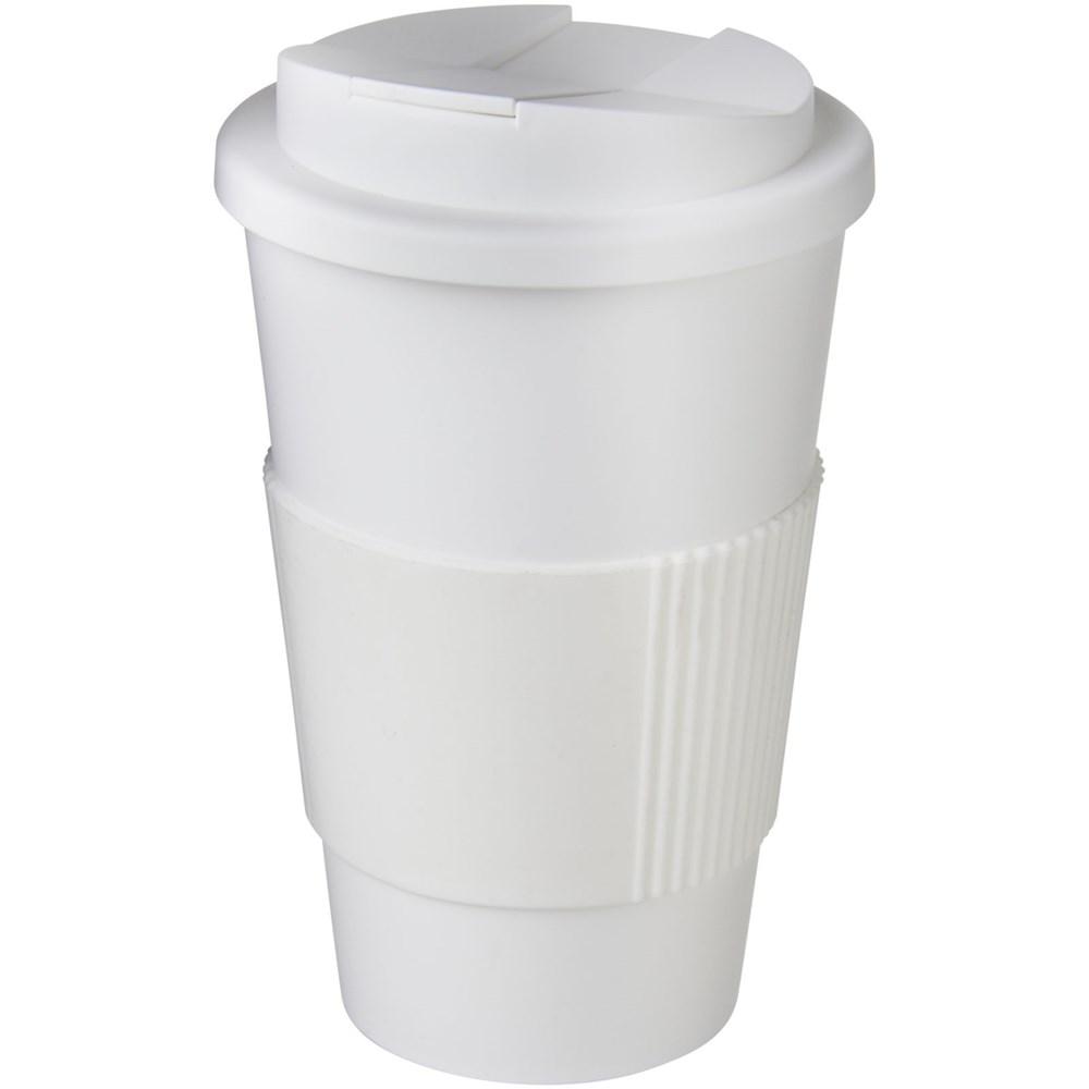 Americano® 350 ml geïsoleerde beker met handvat