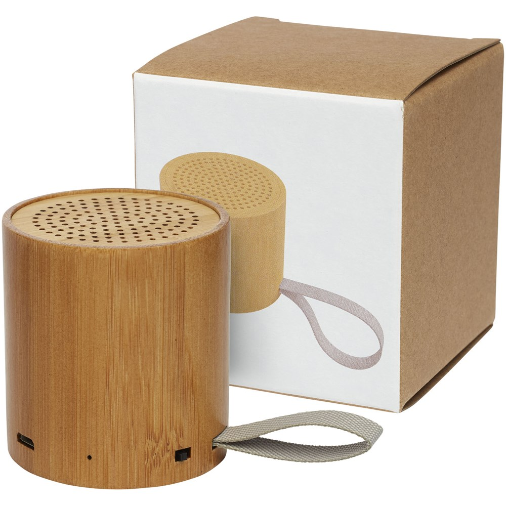 Lako bamboe Bluetooth®-speaker