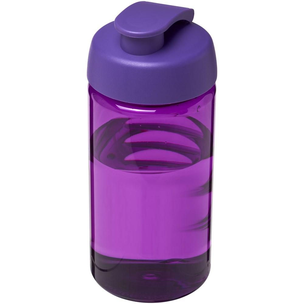 H2O Bop® 500 ml sportfles met flipcapdeksel