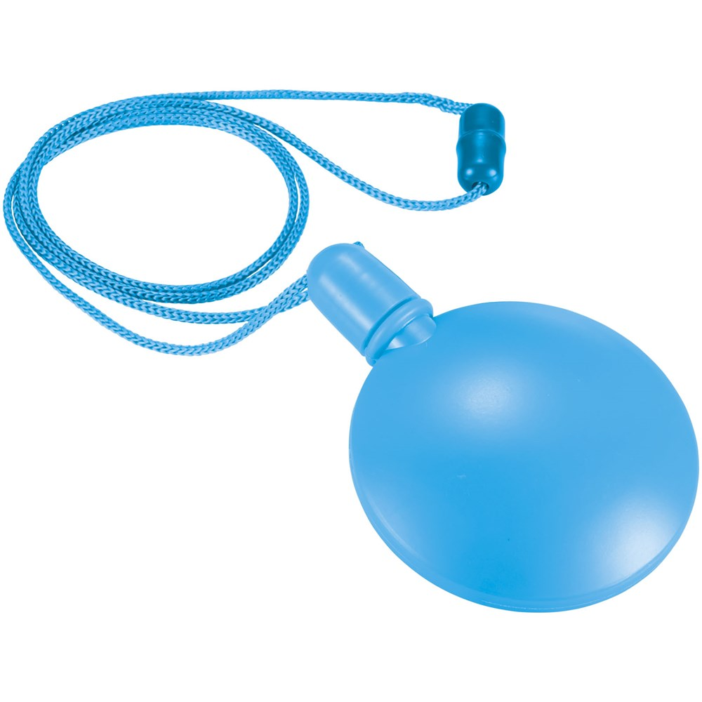 Blubber ronde bellenblaas