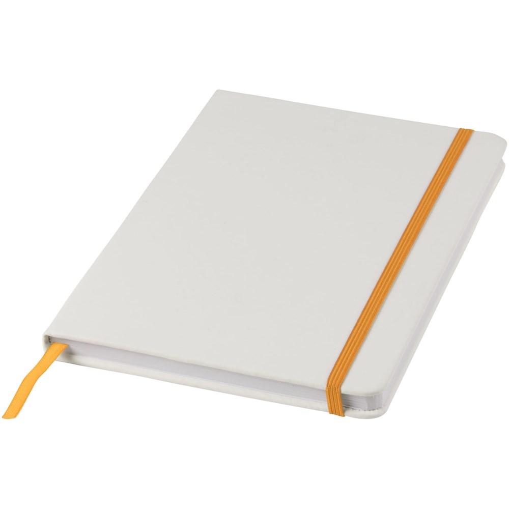 Spectrum A5 notitieboek met gekleurde sluiting