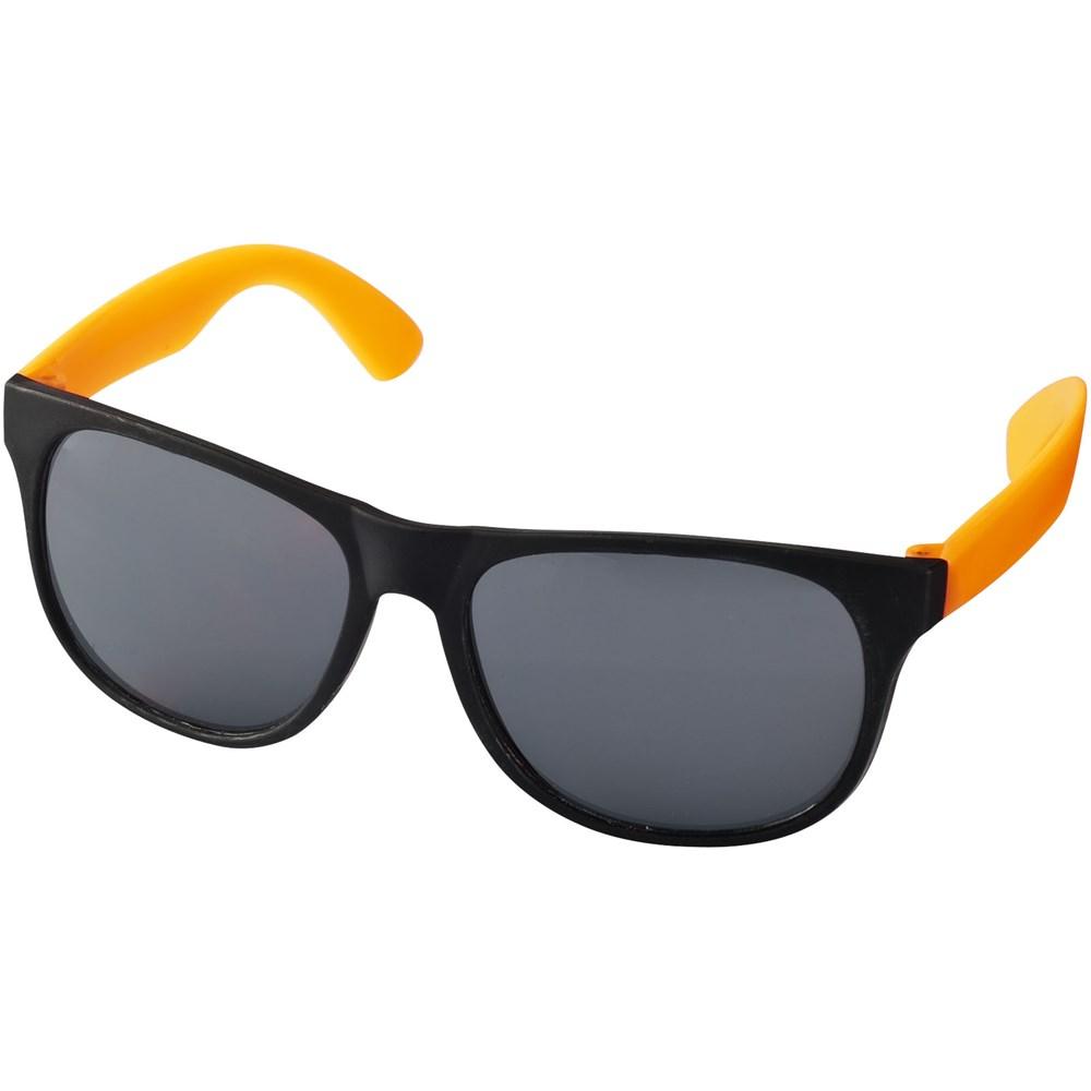 Bild Retro zweifarbige Sonnenbrille
