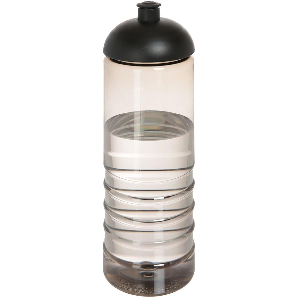 H2O Treble 750 ml sportfles met koepeldeksel