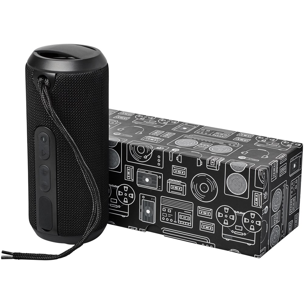Rugged waterbestendig Bluetooth® speaker