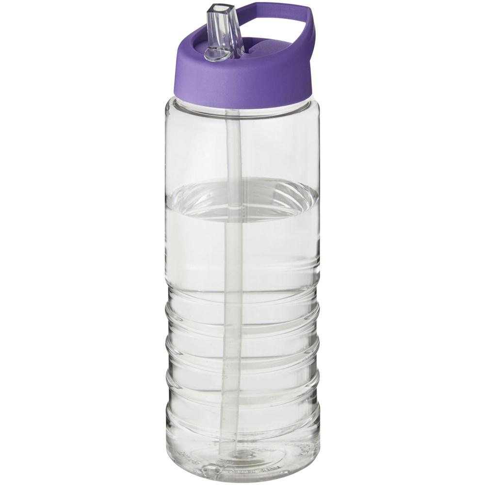 H2O Treble 750 ml sportfles met tuitdeksel