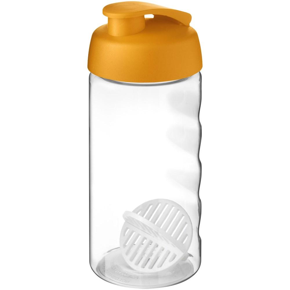 H2O Active Bop 500 ml sportfles met shaker bal