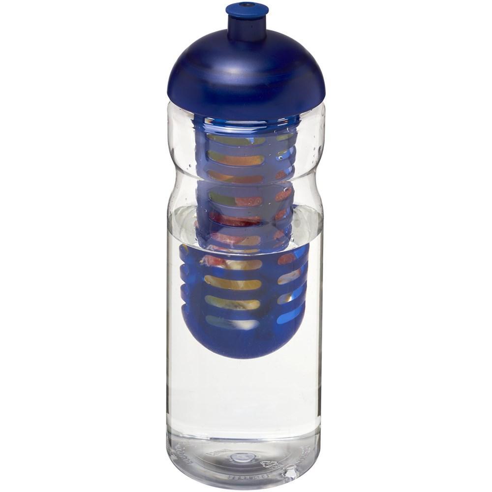 H2O Base® 650 ml bidon en infuser met koepeldeksel
