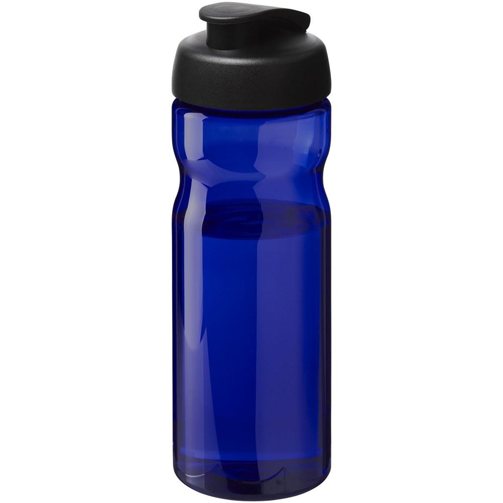 H2O Eco 650 ml sportfles met kanteldeksel