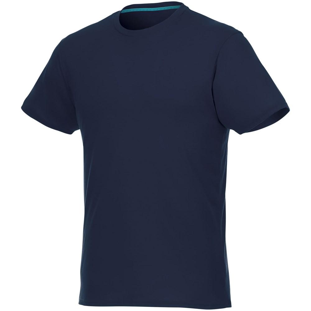 Jade GRS gerecycled heren t-shirt met korte mouwen