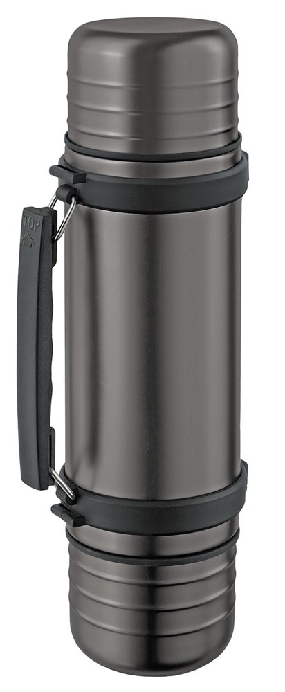 RVS Thermosfles DUO 1 liter