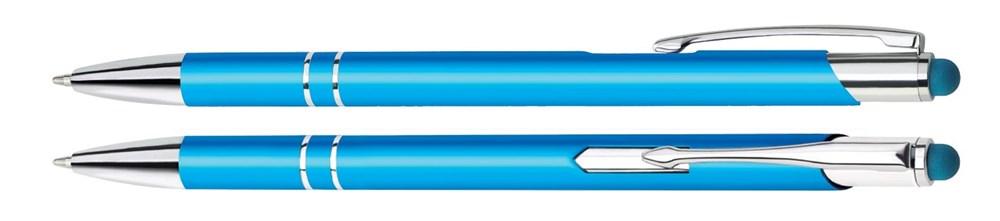 Aluminium Touch pen Stylus turquoise