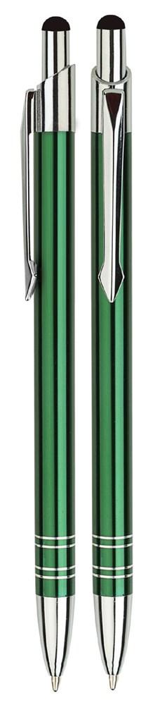 Aluminium Touch pen Stylus groen
