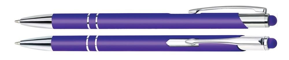 Aluminium Touch pen Stylus violet