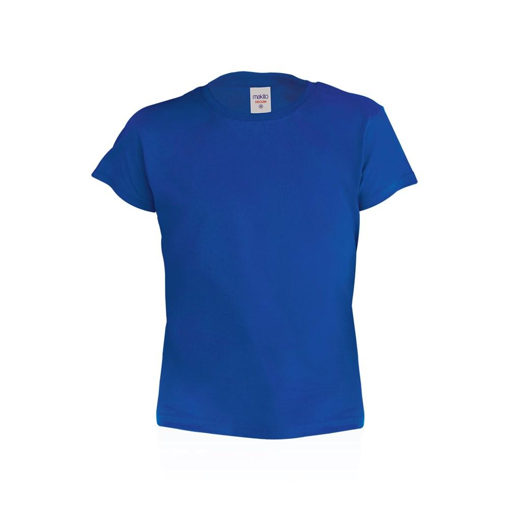Kleuren Kinder T-Shirt Hecom