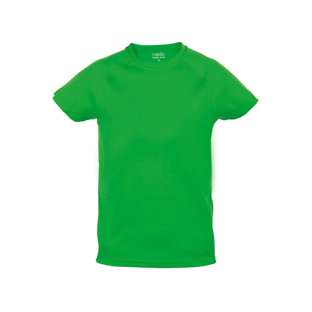 Kinder T-Shirt Tecnic Plus