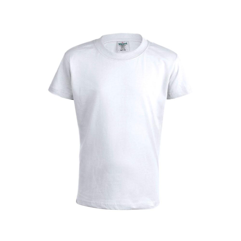 Wit Kinder T-Shirt