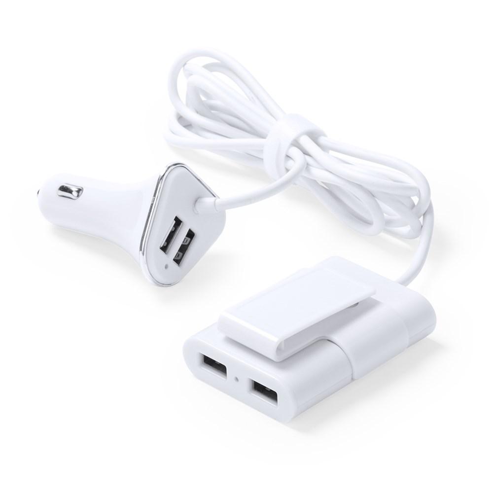 USB Auto Oplader Yofren