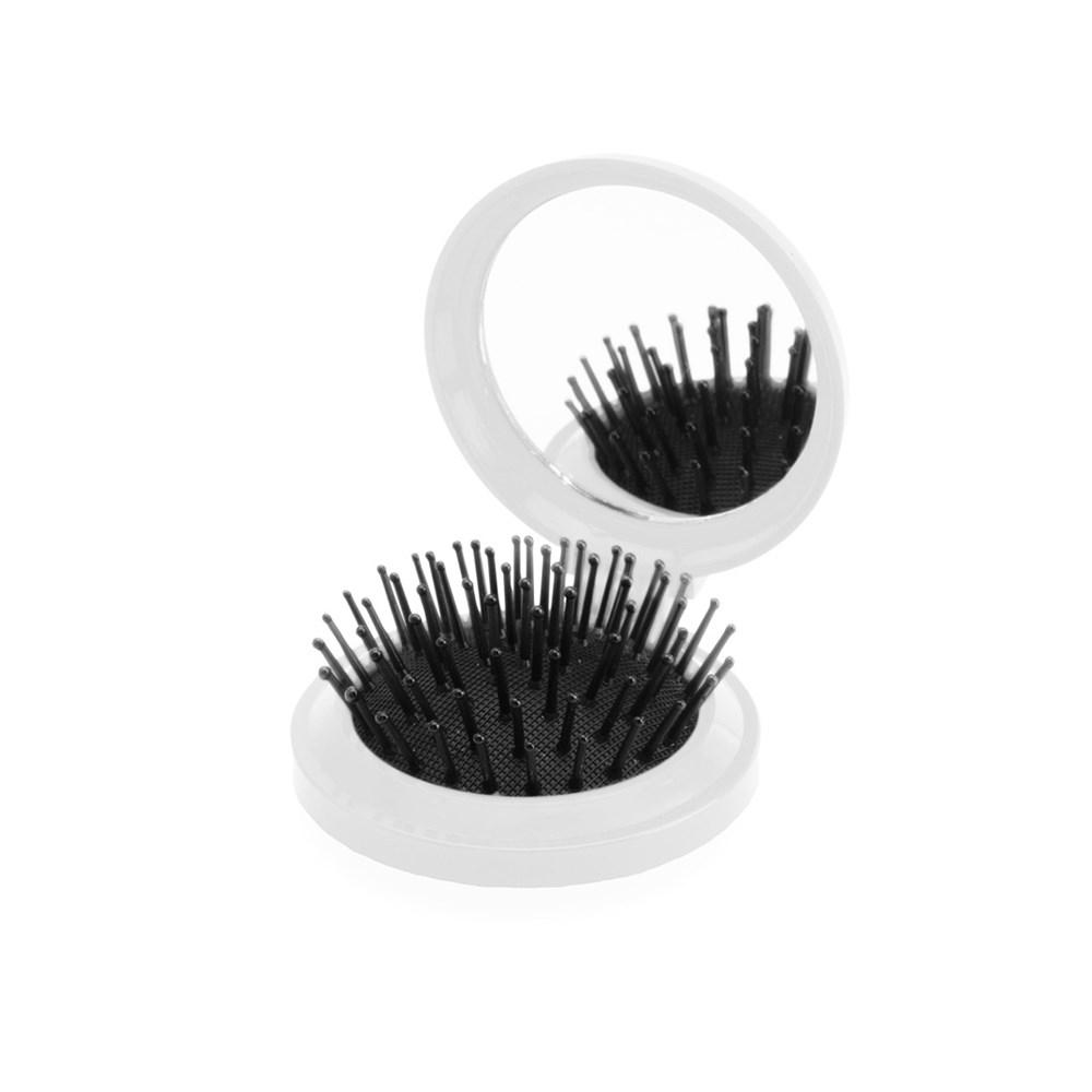 Haarborstel Met Spiegel Glance