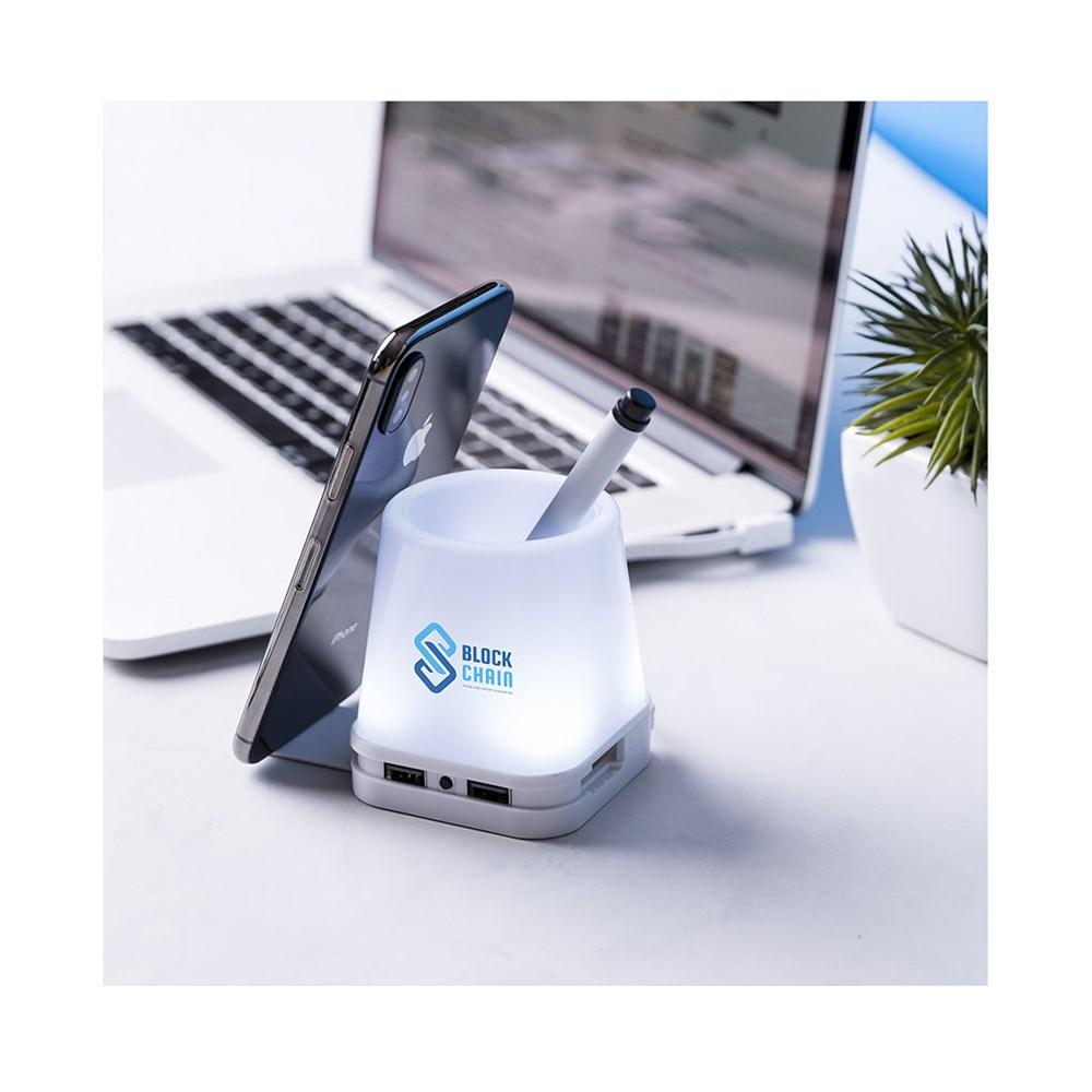 USB Hub Pennenbakje Belind