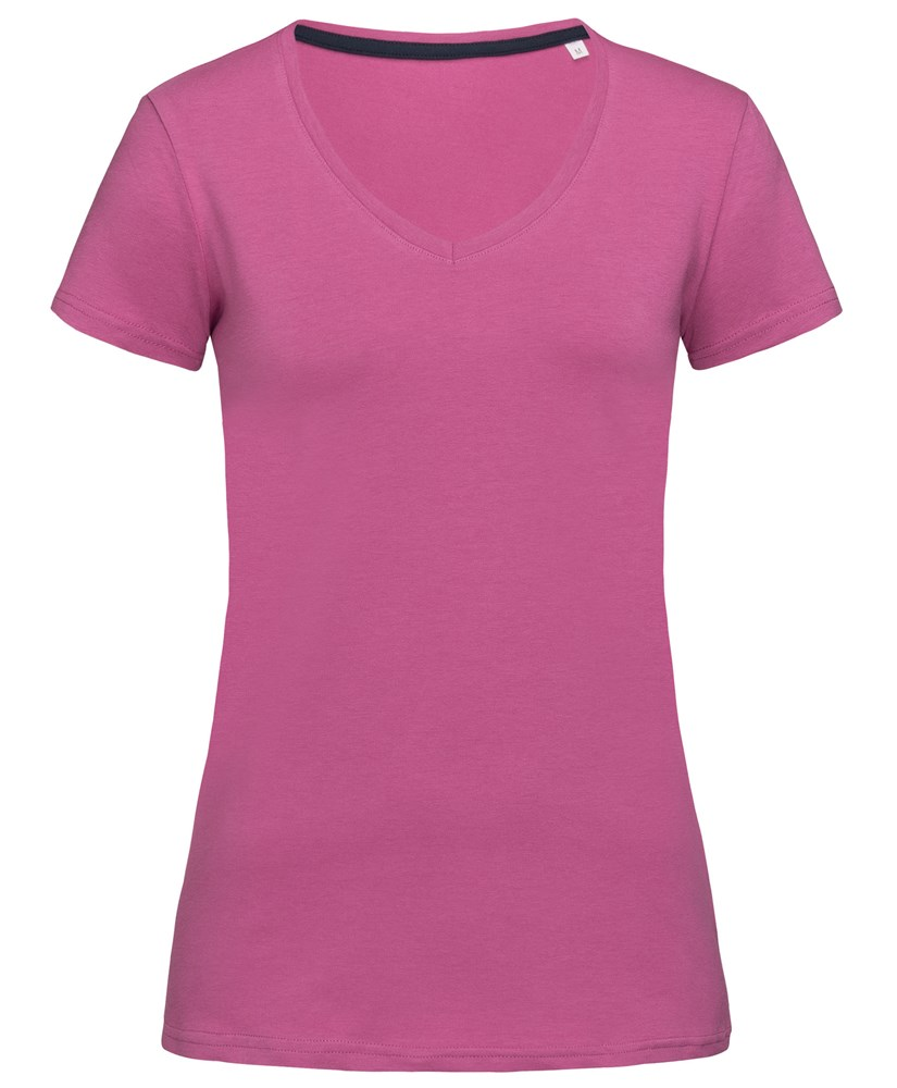 Stedman T-shirt V-neck Claire SS for her