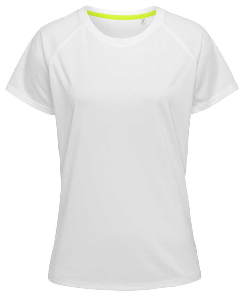 Stedman T-shirt Raglan Mesh Active-Dry SS for her