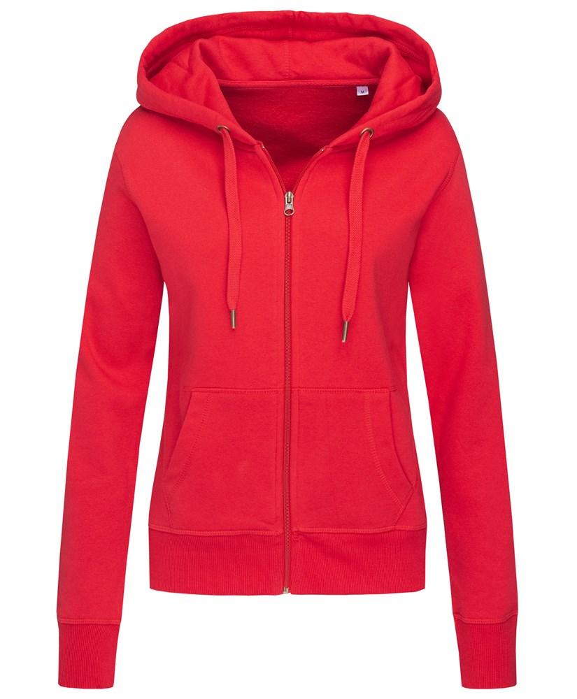 Stedman Sweater Hooded Zip for her