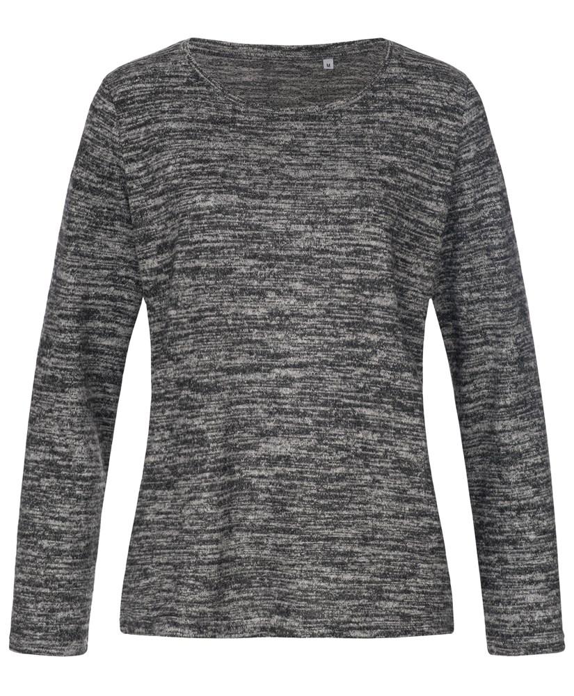 Stedman Sweater Knit Melange for her