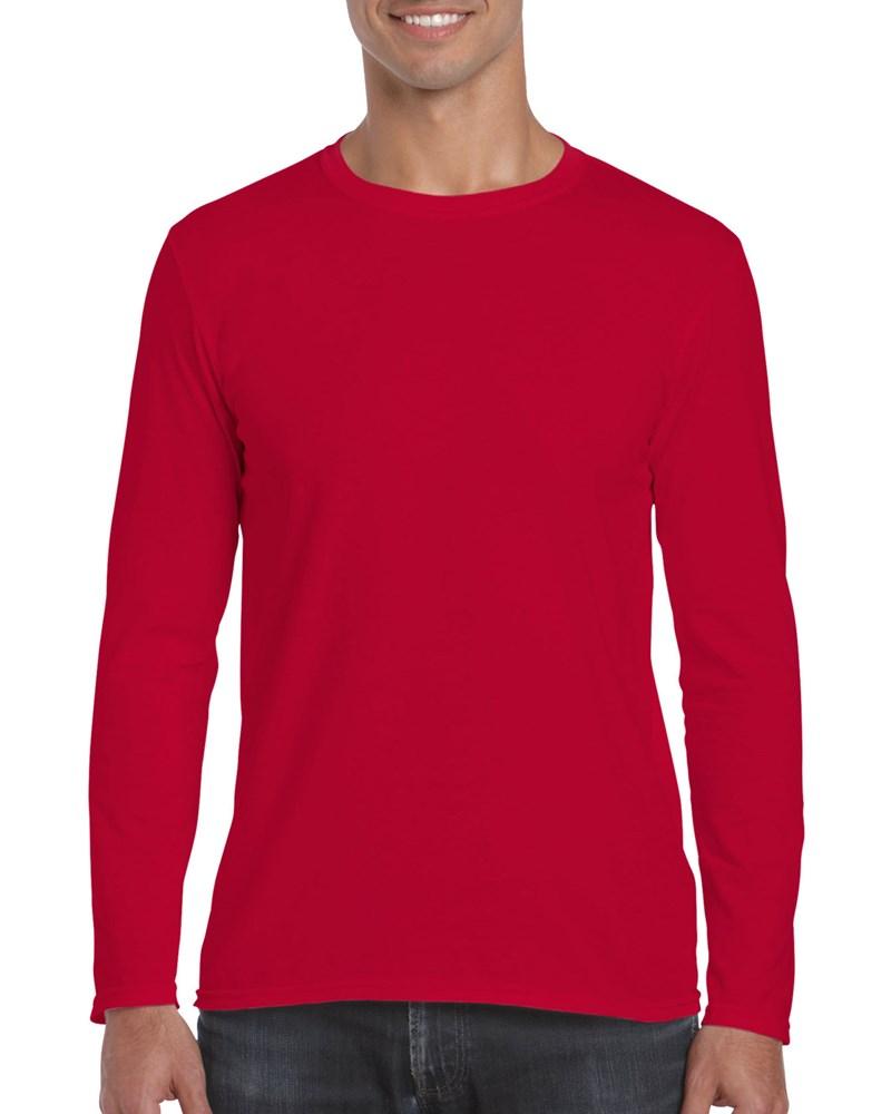 Gildan T-shirt SoftStyle LS for him