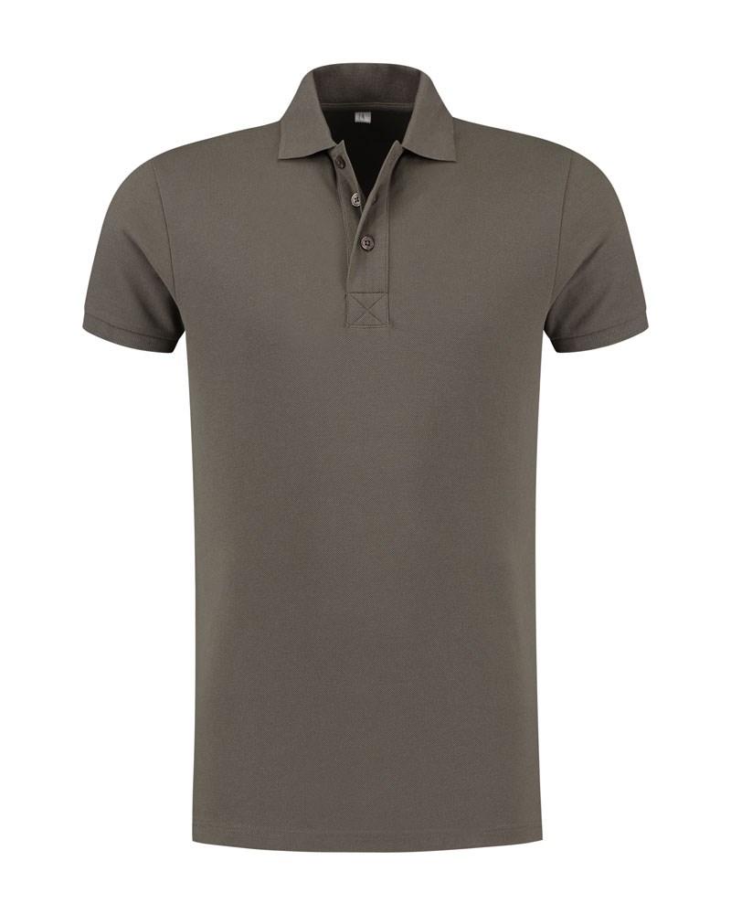 L&S Polo Uni Workwear SS