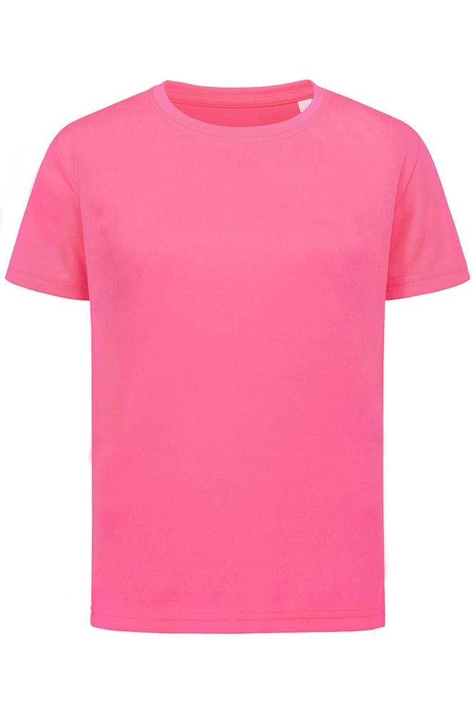 Stedman T-shirt Interlock Active-Dry SS for kids