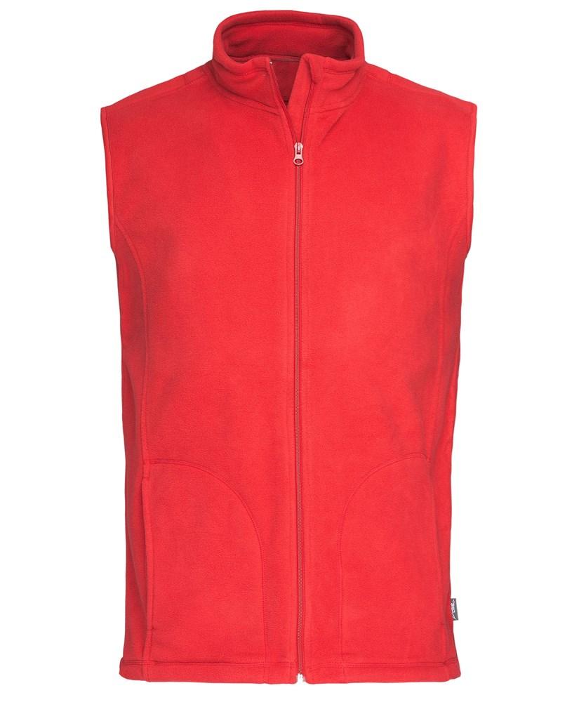 Stedman Polar Fleece Vest for him