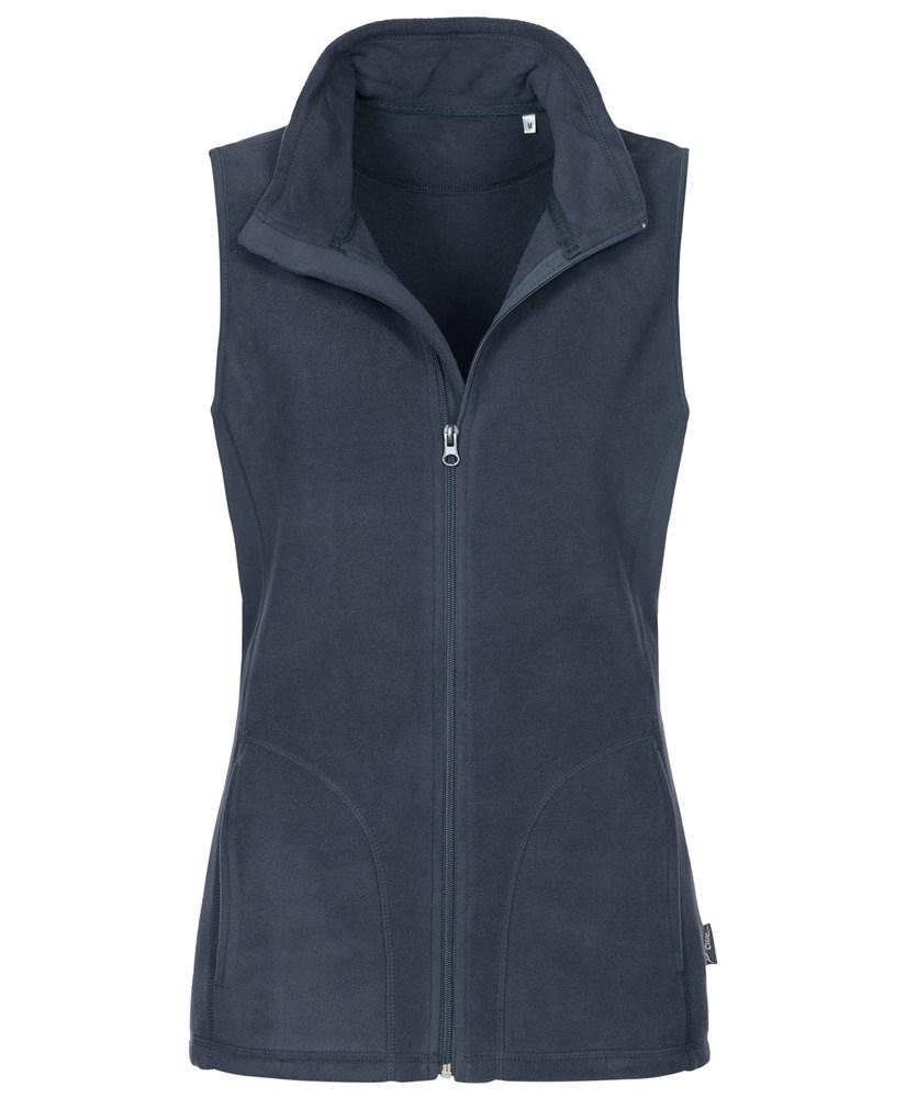 Stedman Polar Fleece Vest for her