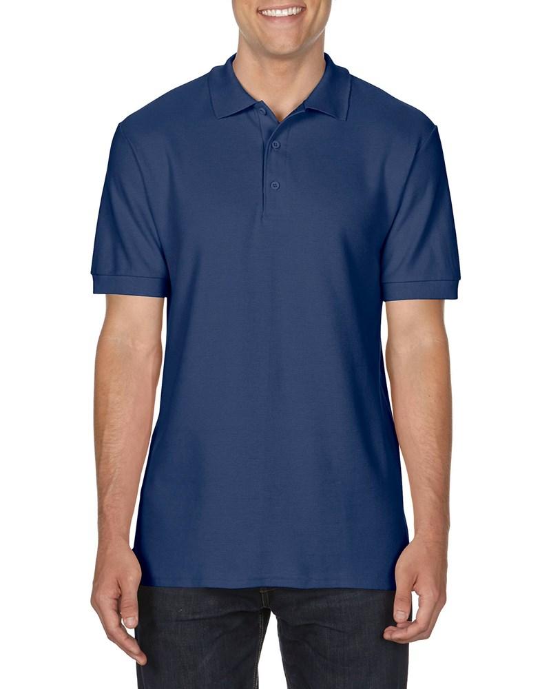 Gildan Polo Premium Cotton Double Pique SS for him