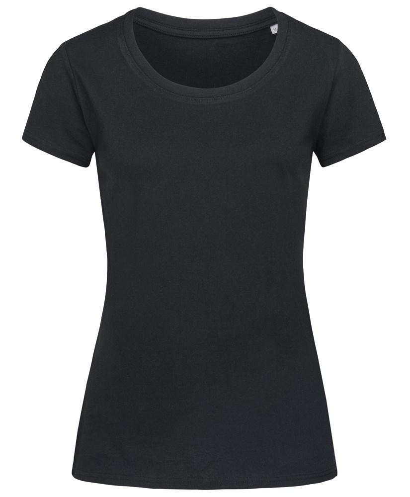 Stedman T-shirt Crewneck Organic Janet SS for her