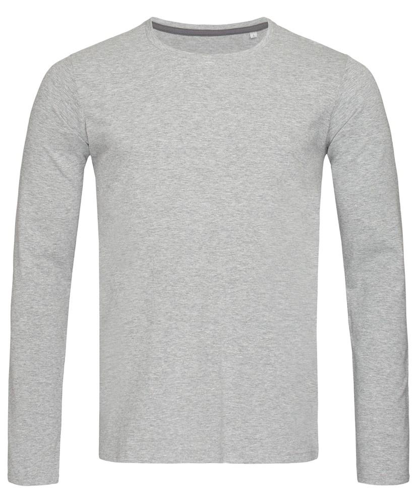 Stedman T-shirt Crewneck Clive LS for him