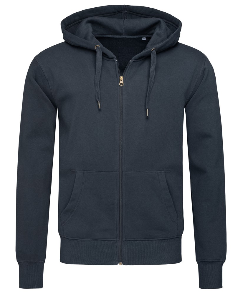 Stedman Sweater Hooded Zip for him