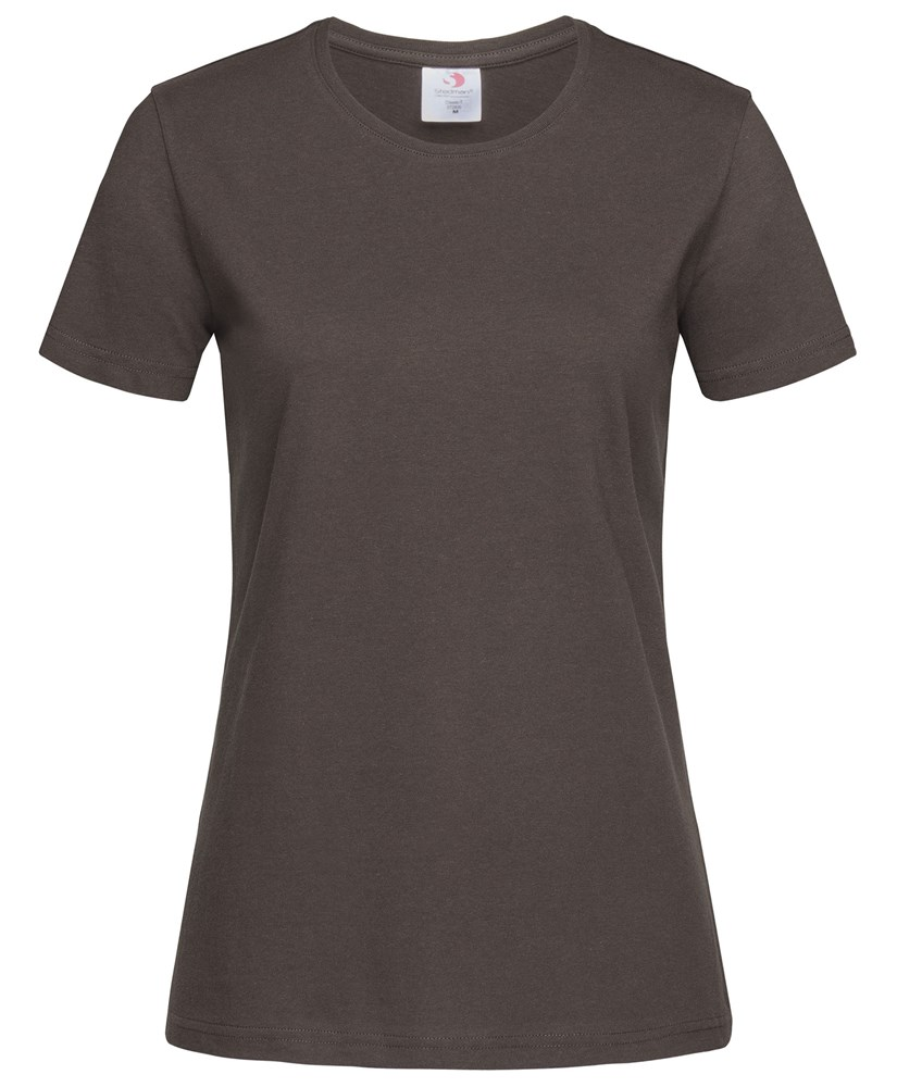 Stedman T-shirt Crewneck Classic-T SS for her