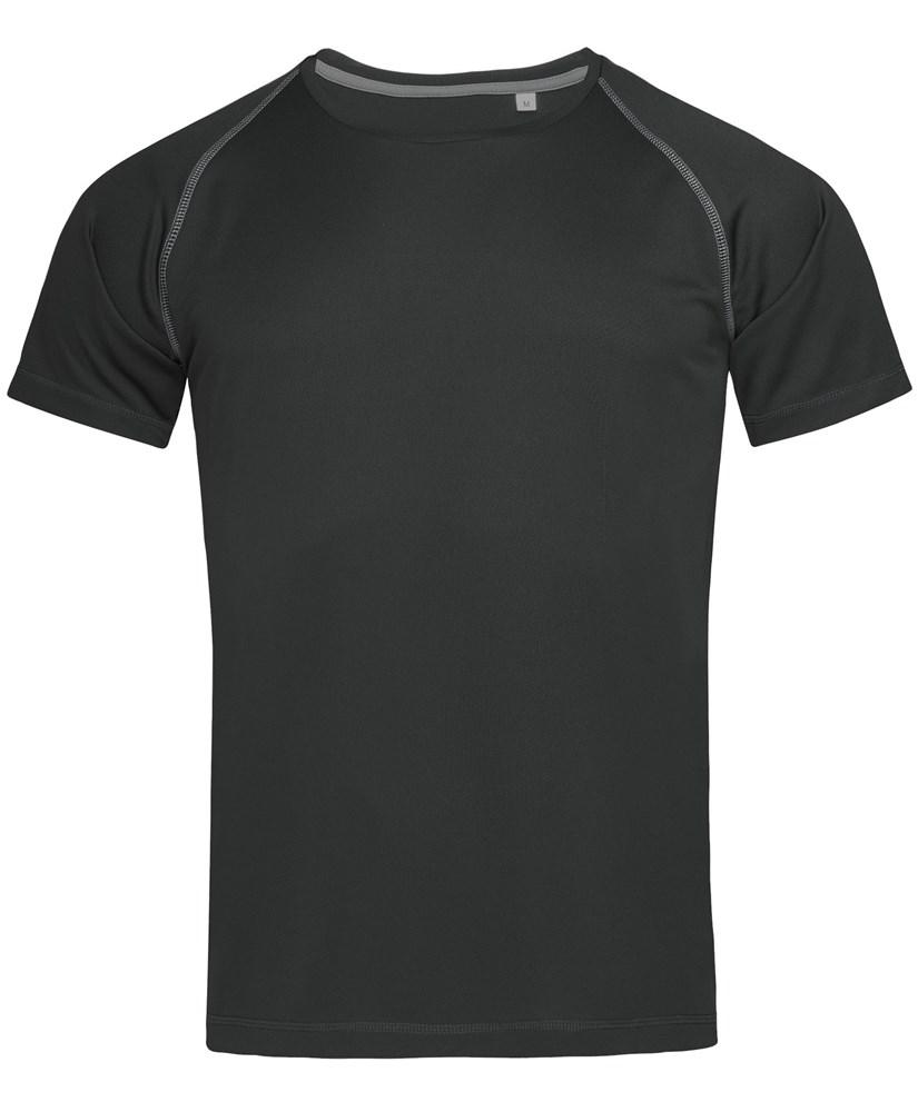 Stedman T-shirt Crewneck raglan for him