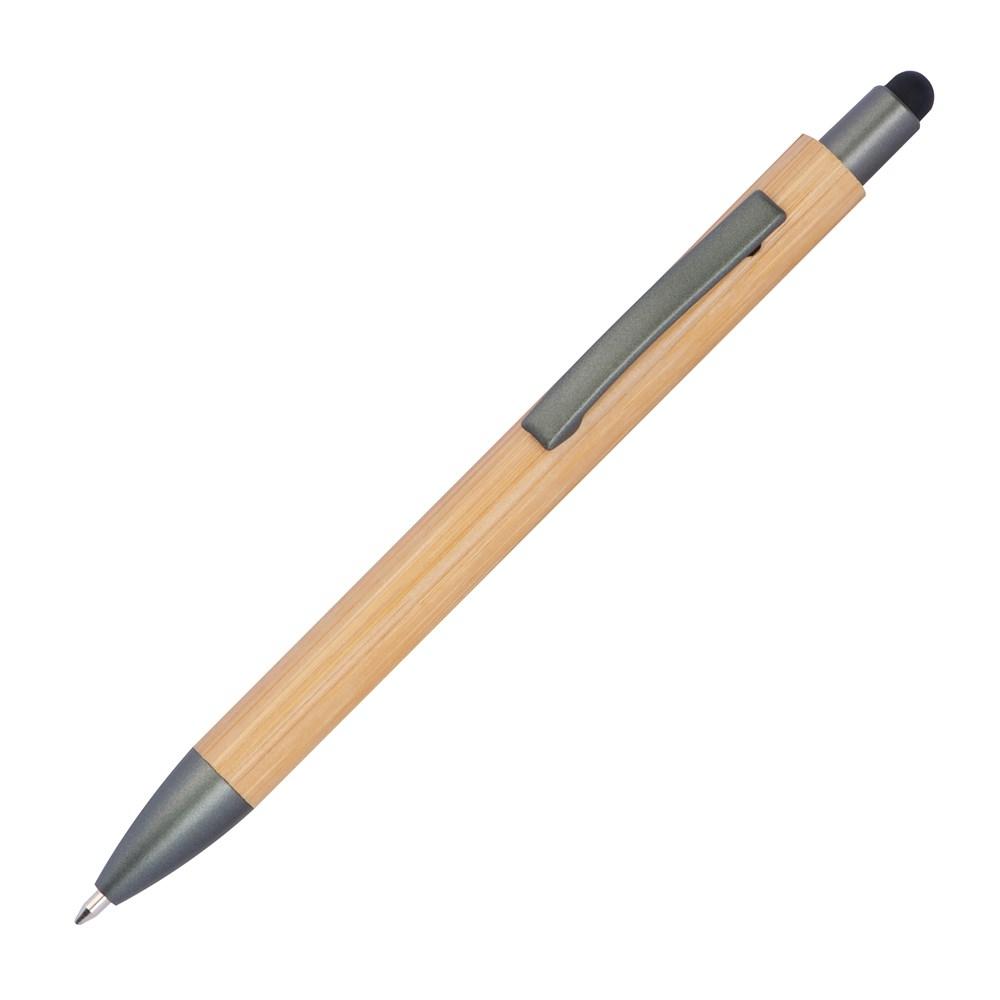 Houten pen met touchfunctie