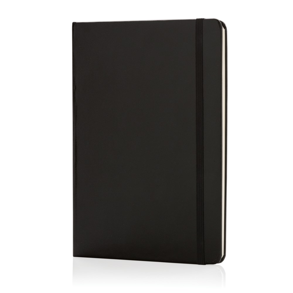 Basic Hardcover Notizbuch A5