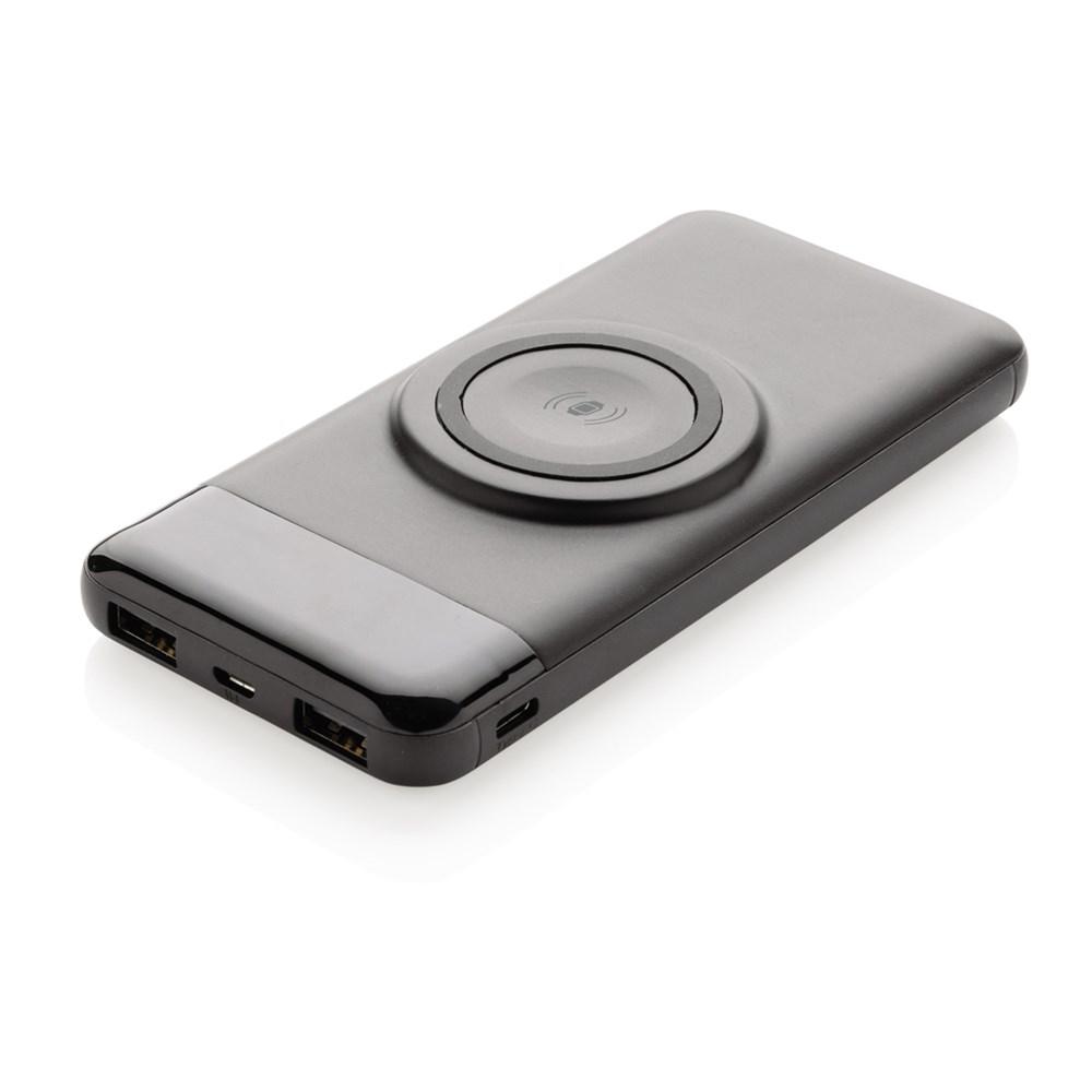 Bild 10.000 mAh Wireless Powerbank mit Watch-Charger