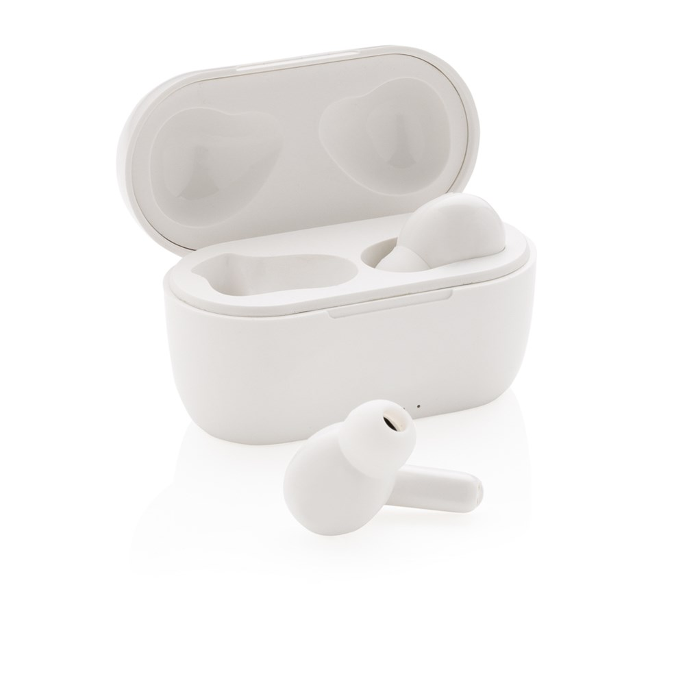Liberty 2.0 TWS earbuds in oplaadcase