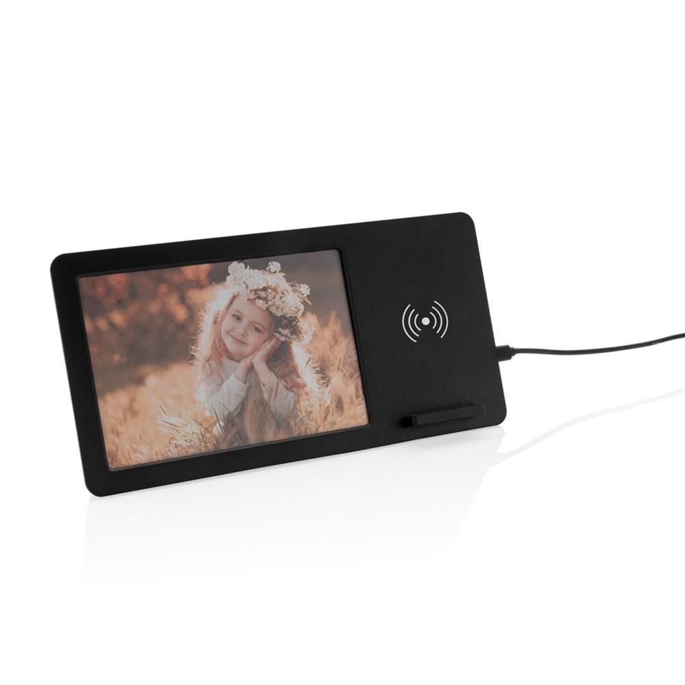 5W Wireless Charger mit Fotorahmen