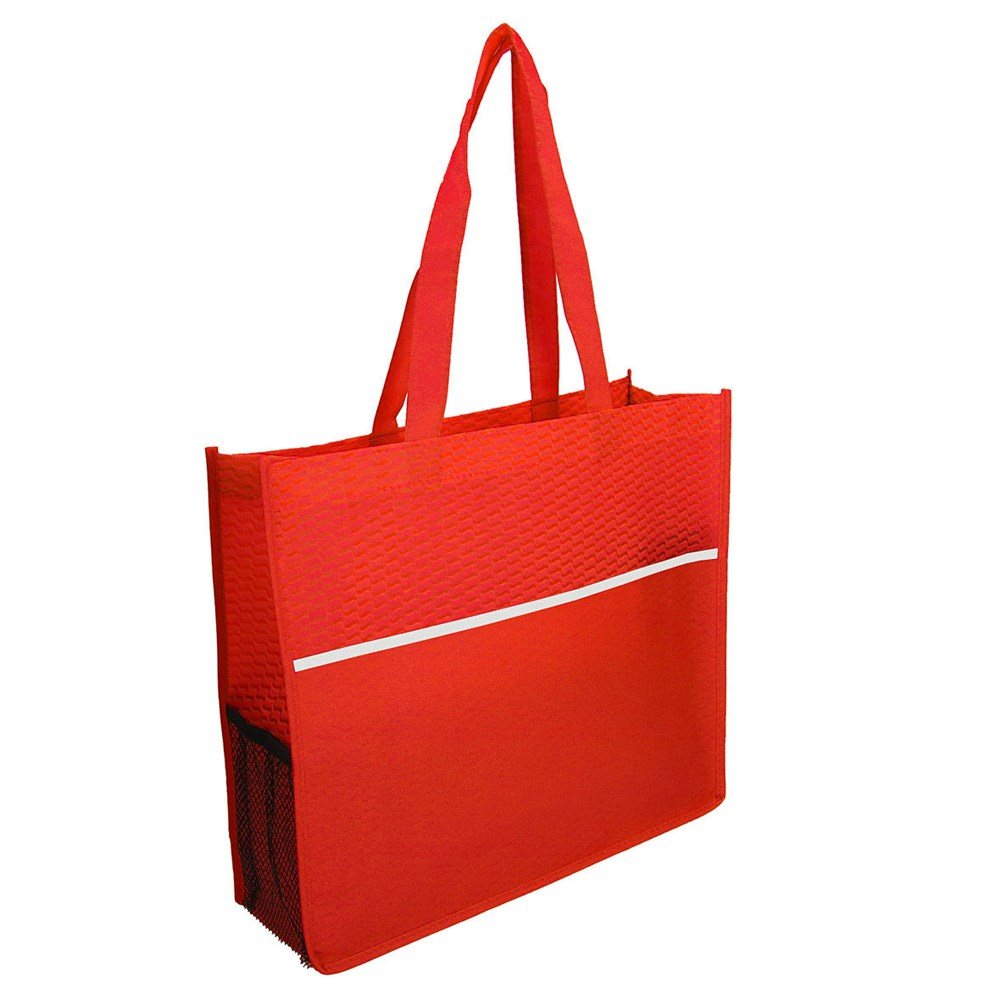 "Carry bag ""Bolsa"" in horizontal format"