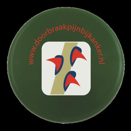 Frisbee 210 mm zonder ringen