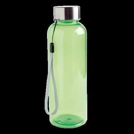Tritan fles 500 ml dop met lus